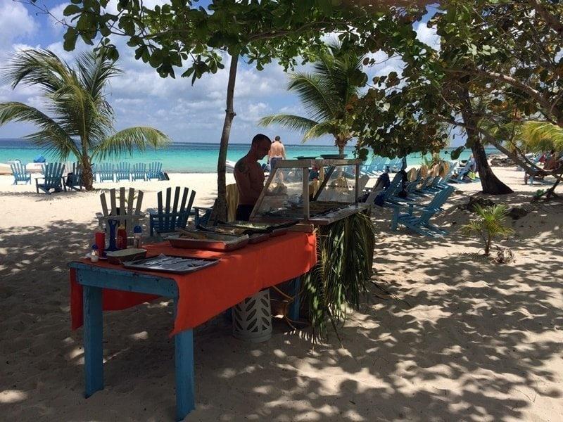 Catuna Beach Isla Saona