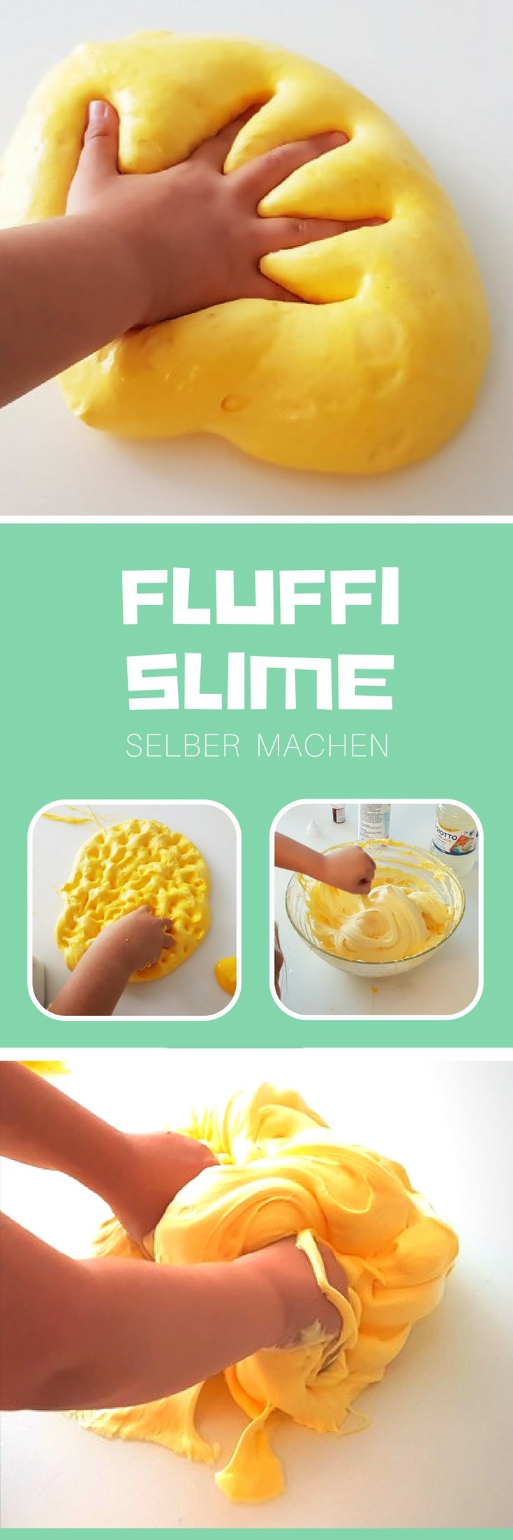 diy spielslime selber machen diy fr kinder ausprobieren. Black Bedroom Furniture Sets. Home Design Ideas