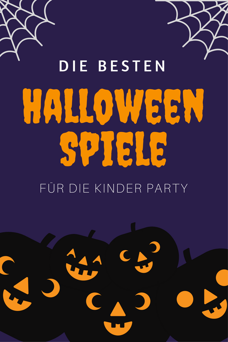 kinder halloween party spiele ideen anleitungen und tipps. Black Bedroom Furniture Sets. Home Design Ideas
