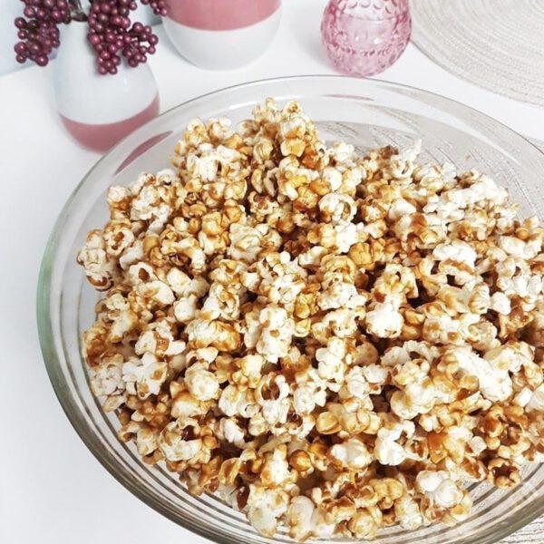 Popcorn wie im Kino selber machen