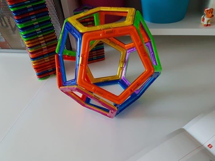 Magformers sind ideal für den Kindergarten