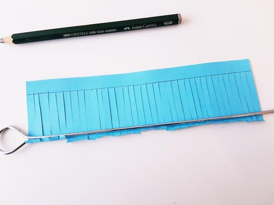 Bastelanleitung für DIY Papierblumen