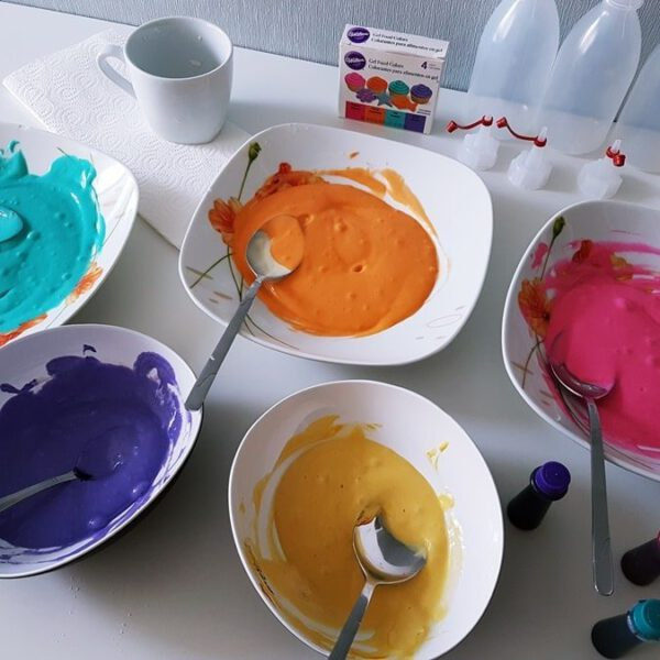 Anleitung für selbst gebastelte 3D Farbe
