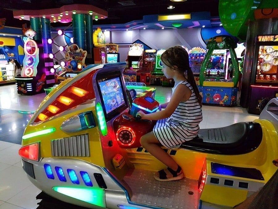 Senzo Mall: KIDZO Spielparadies