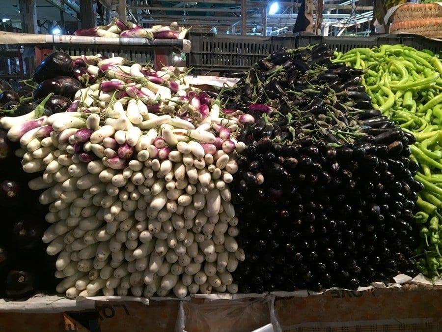 Einkaufen in Hurghada: Obst-Gemüse-Markt Altstadt