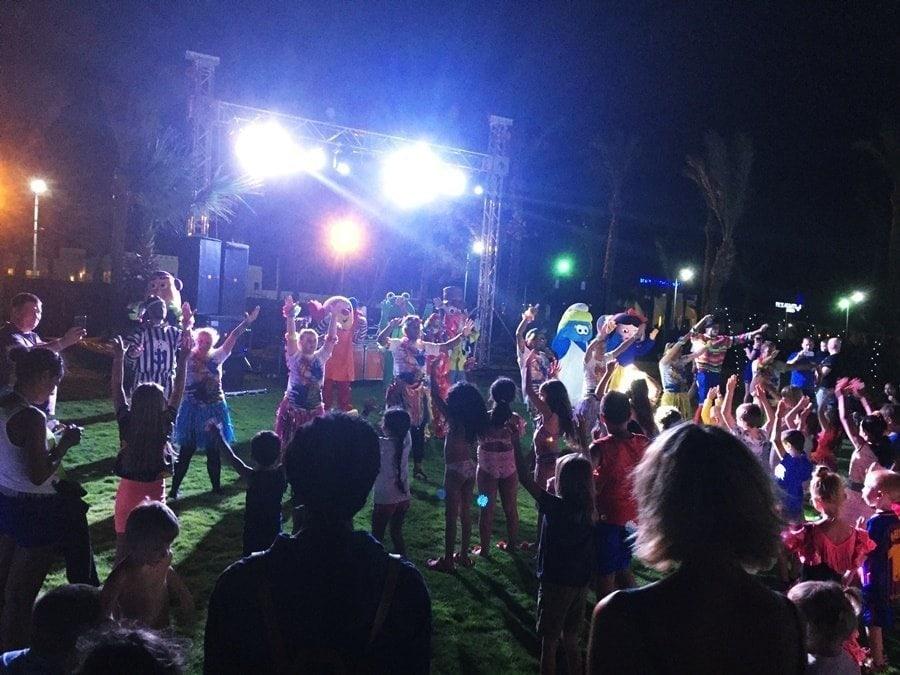 Pickalbatros Familie Hotel Kinder Unterhaltung