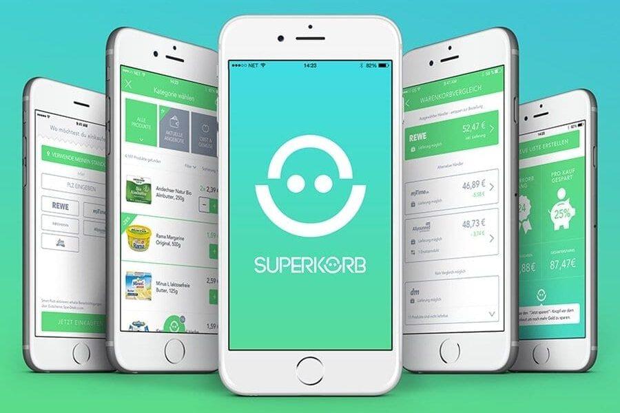 Test und Erfahrungsbericht: SUPERKORB App