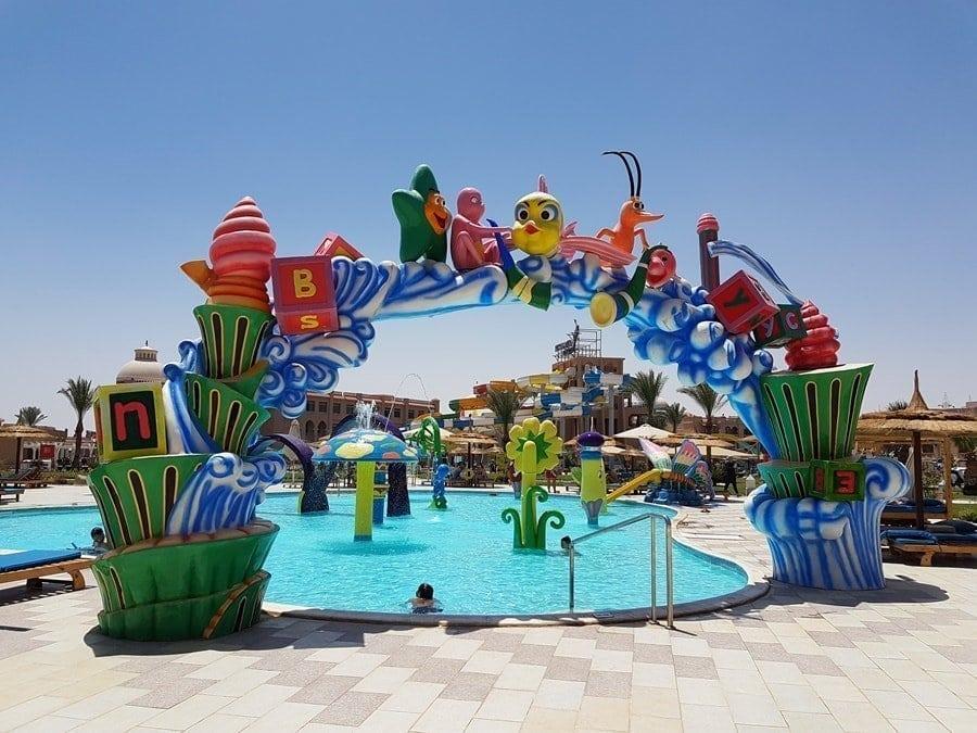Sea World Resort Familien Kinderpool