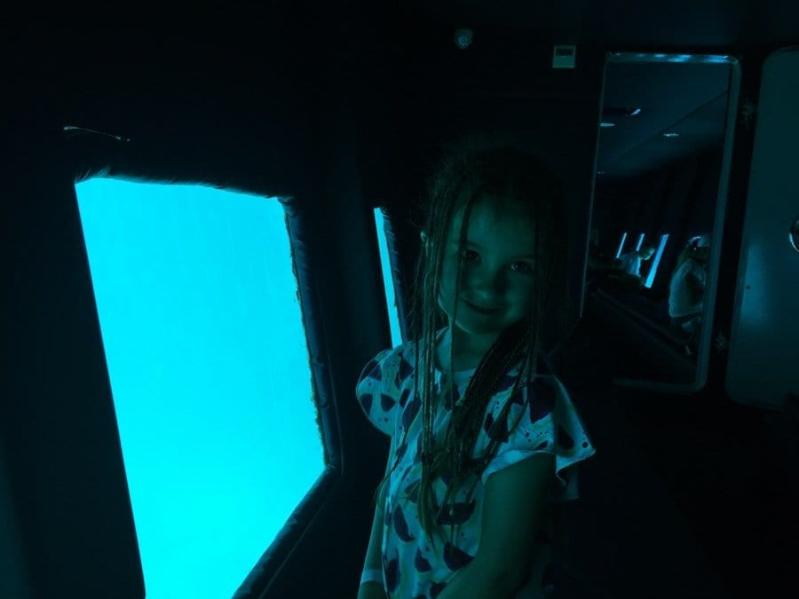 Erfahrungsbericht: Ausflug mit dem Semi U-Boot