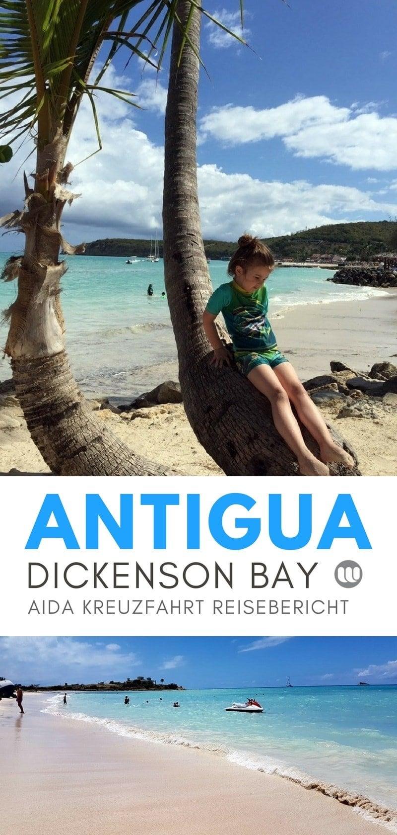 Antigua und der Board-Alarm in der Nacht 1