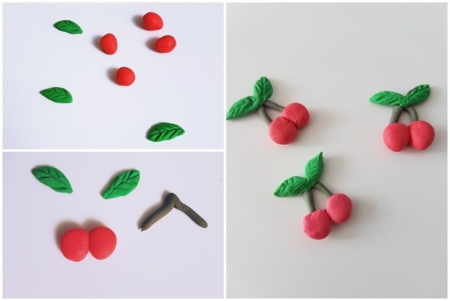 DIY Kühlschrankmagnete Früchte