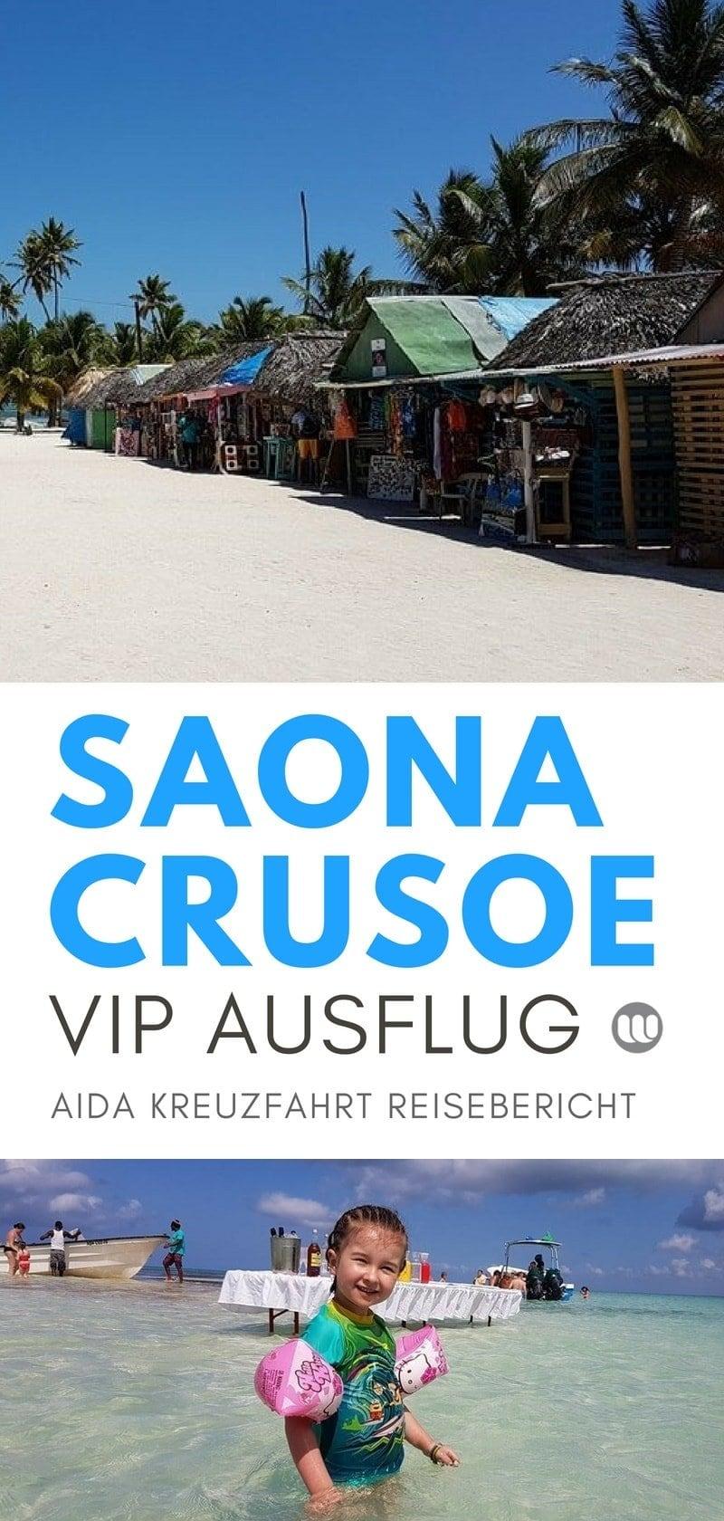 Seavis VIP Ausflug auf die Isla Saona 13
