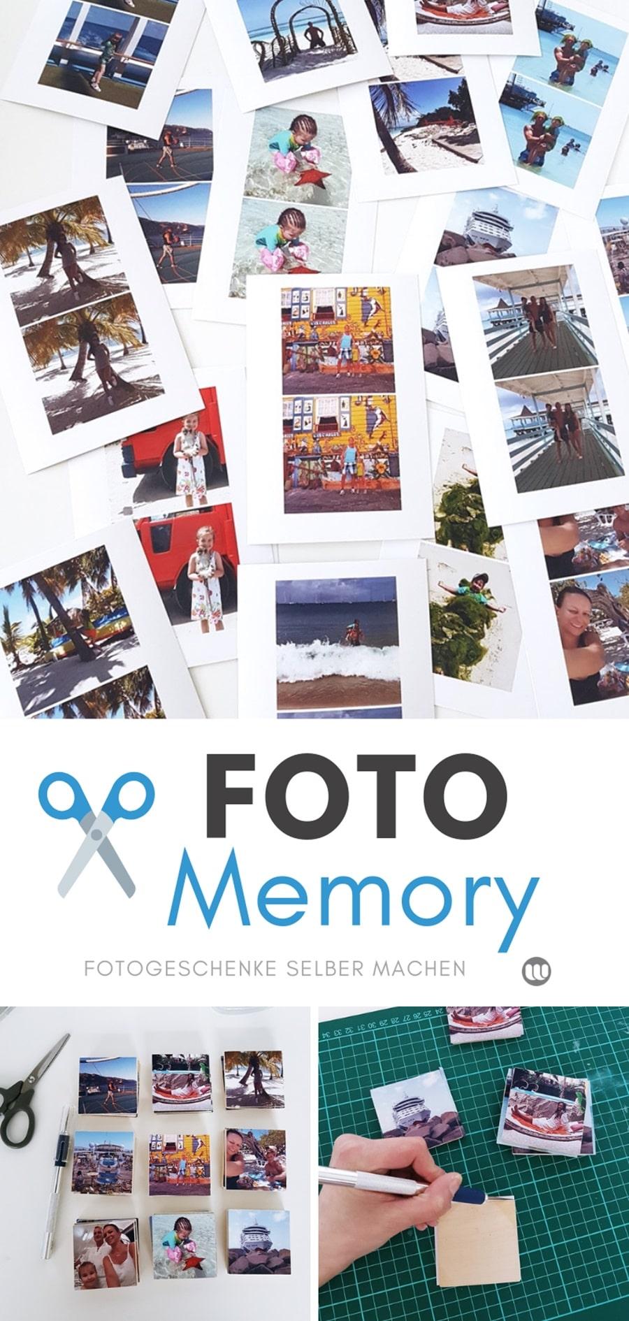Foto-Memory selbst gestalten: So wirds gemacht 2