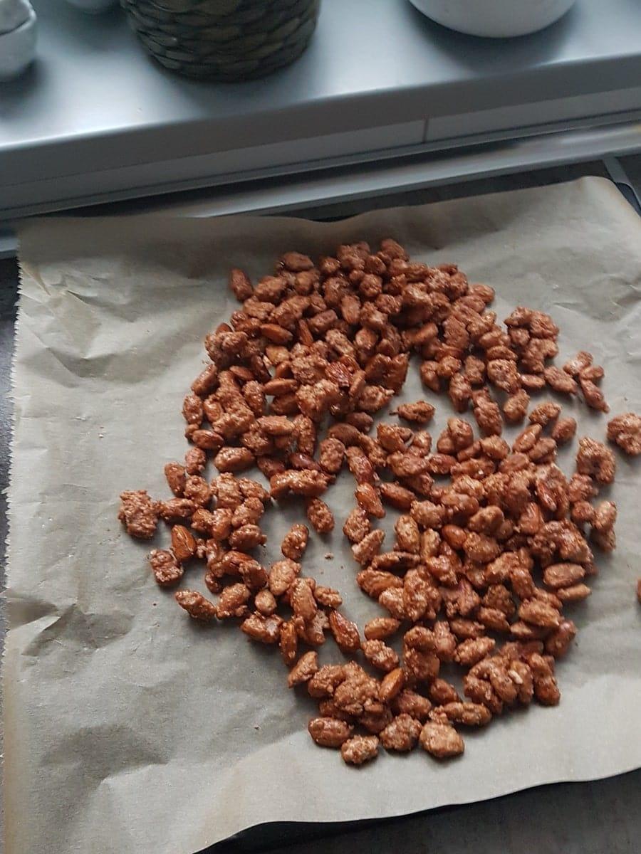 Rezept: Gebrannte Mandeln selber machen