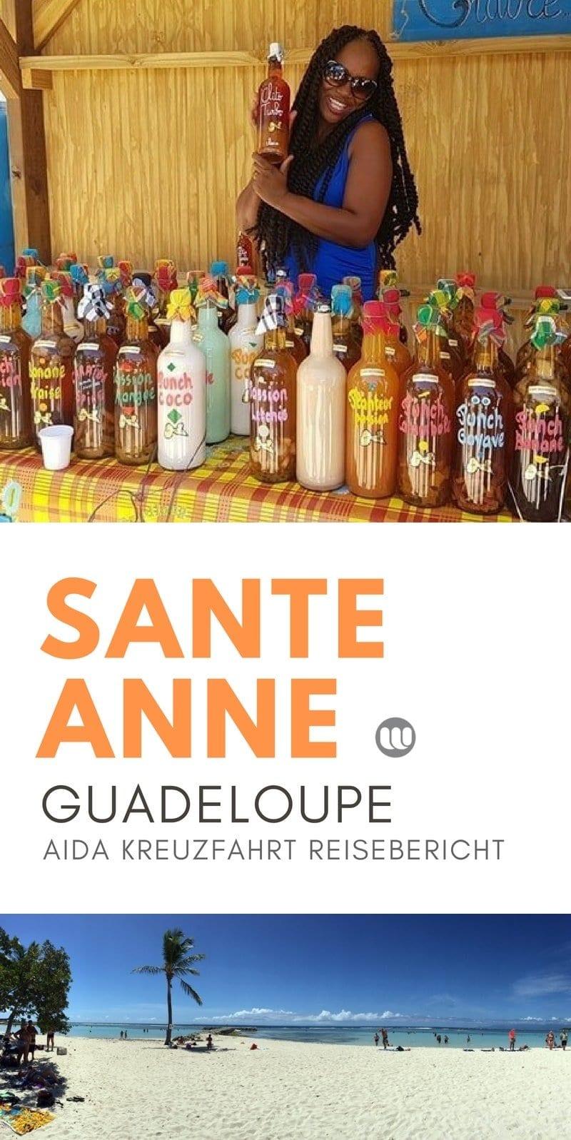 Sainte Anne Beach: Ausflug auf Guadeloupe 1