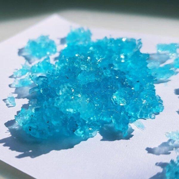 Experiment für Kinder: Bittersalz Kristalle selber machen 24