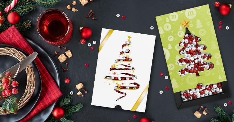 Personalisierte Schokolinsen als unvergleichliches Weihnachtsgeschenk 3
