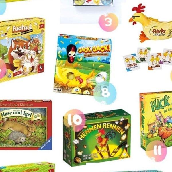 Osterspiele Geschenkidee Kinder Ostern Partyspiele