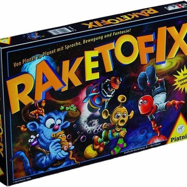 Raketofix Piatnik Spieletest