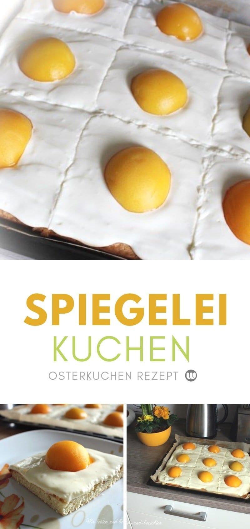 Bist du in Osterstimmung und suchst nach einem passenden Kuchen-Rezept für Ostern? Wie wäre es mit Spiegeleikuchen mit Schmand und Aprikosen?