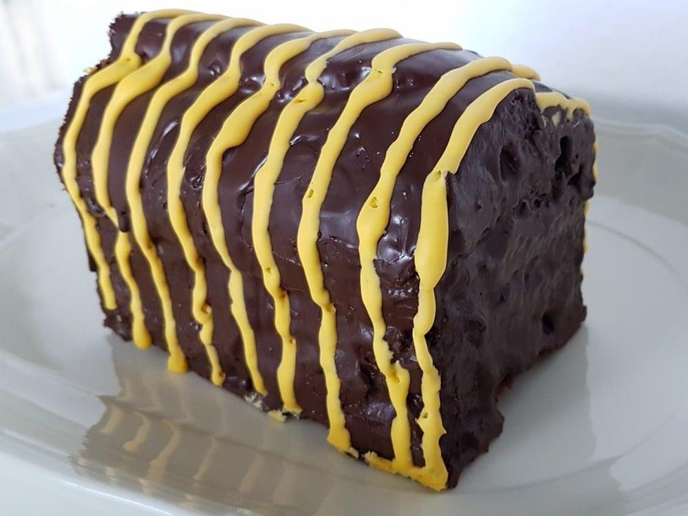 Tigerenten-Kuchen für die Janosch Lesenacht in der Schule 53