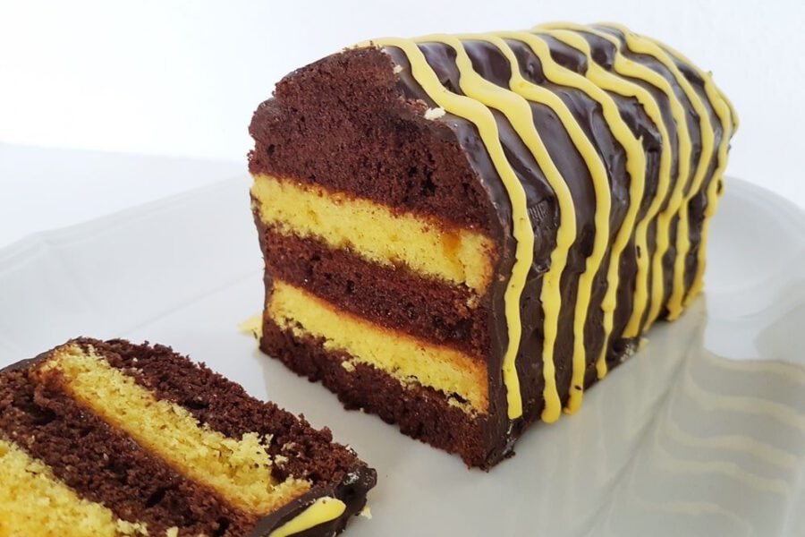 Tigerenten-Kuchen für die Janosch Lesenacht in der Schule 21
