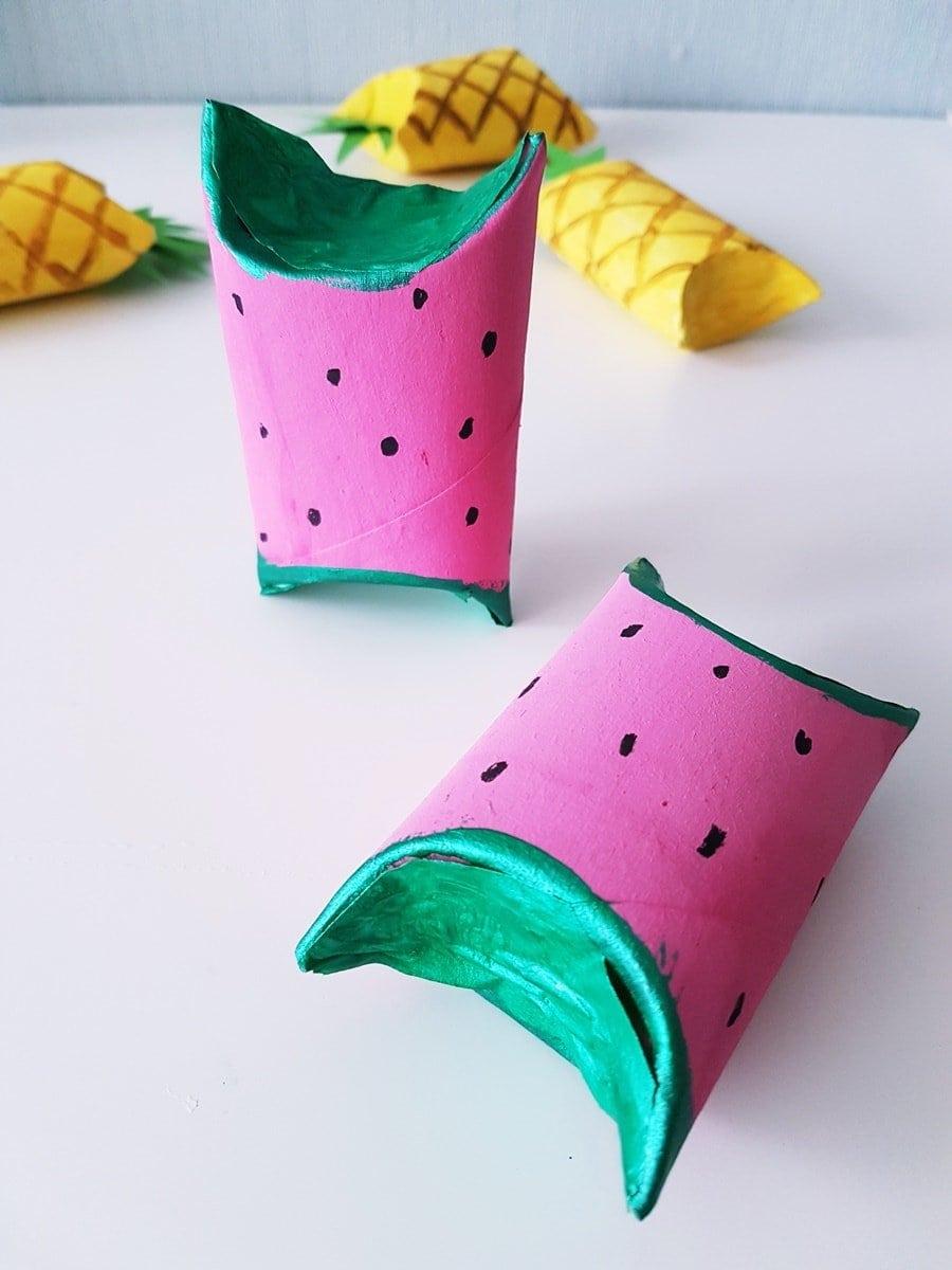 Wassermelone Geschenkverpackung
