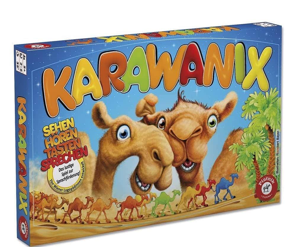 karawanix Spiel zur Sprachfoerderung